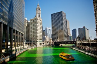 St. Patrick's Day Chicago | by maxintosh