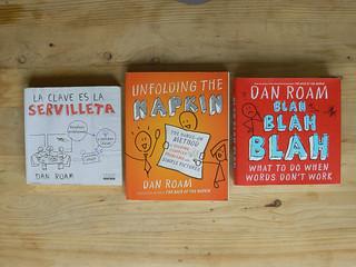 Dan Roam books