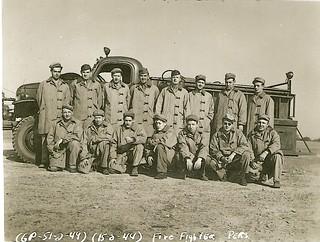 2052nd Engineer Aviation Fire Fighting Platoon-Upottery