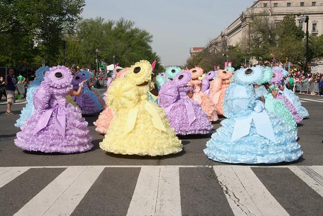 National Cherry Blossom Festival Parade Sat 14 Apr 2012  (386)
