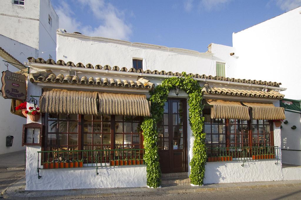Bar Terraza El Gamba Conil De La Frontera Sndgrss Flickr