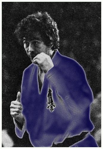 Karate film star Sonny Chiba - Kyokushin Japan | by Brian Howell