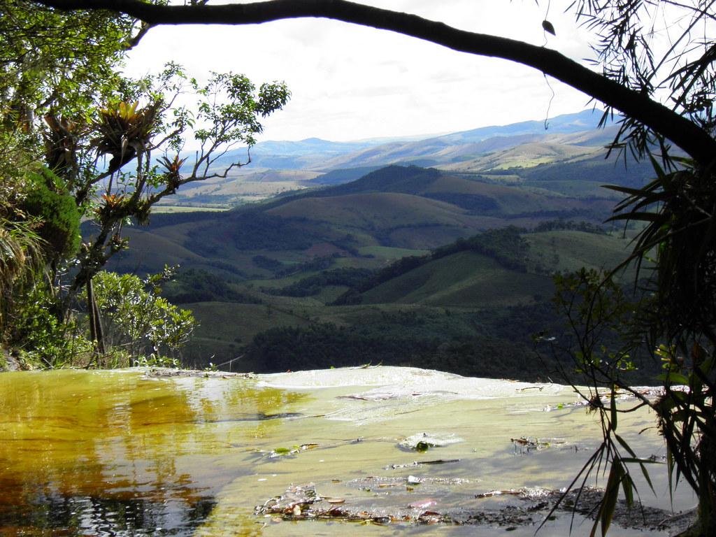 Paisagens de Ibitipoca.
