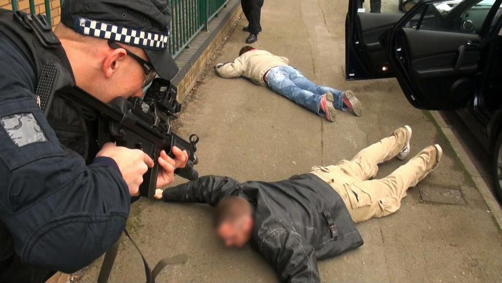 Day 144 - West Midlands Police - Armed Response Training