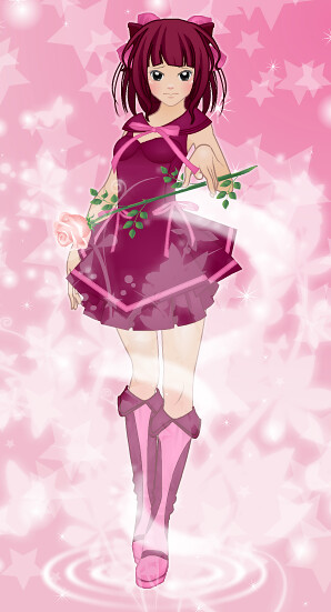 Rinmaru Games Anime Magical Girl Dress Up Game Blythe Naess Flickr