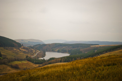 park mountain wales landscape photography nikon day cloudy documentary national valley brecon beacons taff valleys merthyr rhondda cynon llwyn fawr tydfil d3000