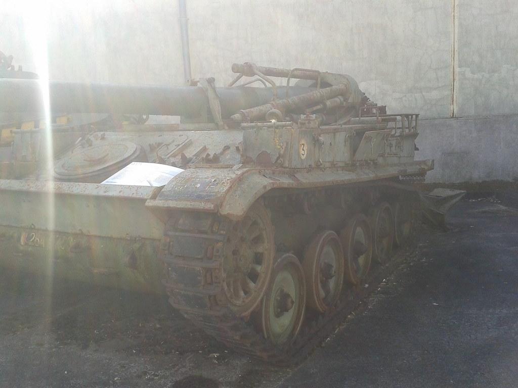 AMX-13 F3 155mm