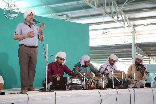 Devotional song by Dr. Harbhajan Singh