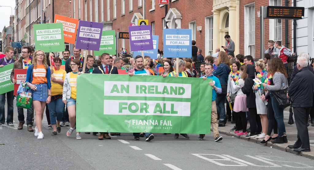 Next Fianna Fáil leader odds