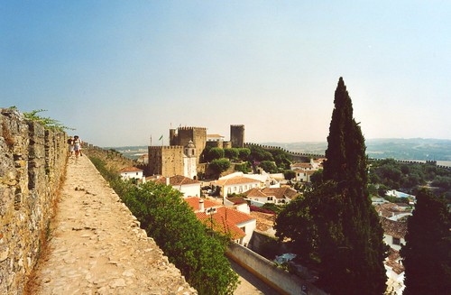 12 Portugal, Obidos, 2003 August | by tango-