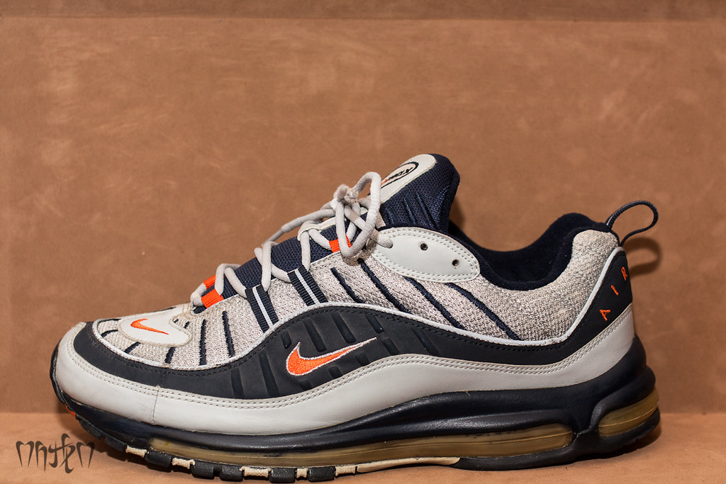 save off 8e9ba 7e10c Nike Air Max 98