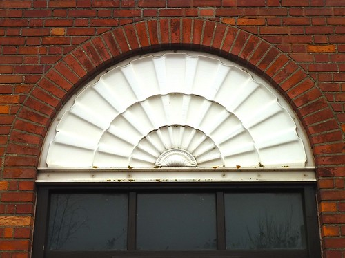 motif metal architecture design artdeco risingsun
