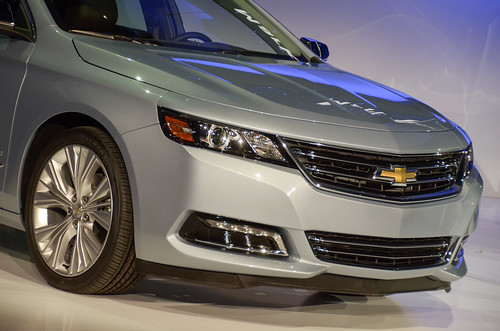 GM 2012 NY Auto Show Photo