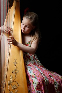 Harp | by Riechard