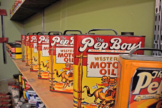 Pep Boys collection 1