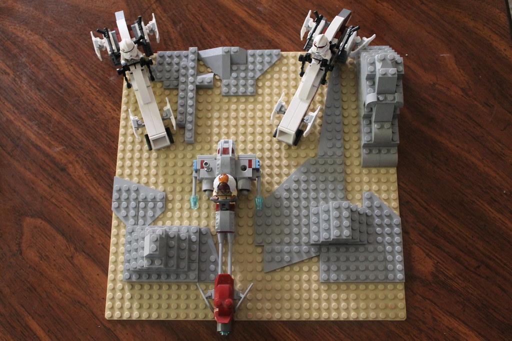 Lego Star Wars Episode Iii Revenge Of The Sith Order 66 Flickr