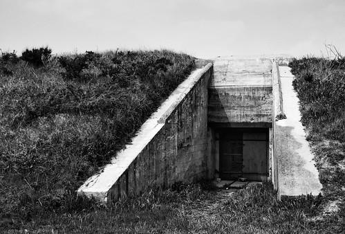 Ancienne soute à munition - MKB Hella de Plouharnel