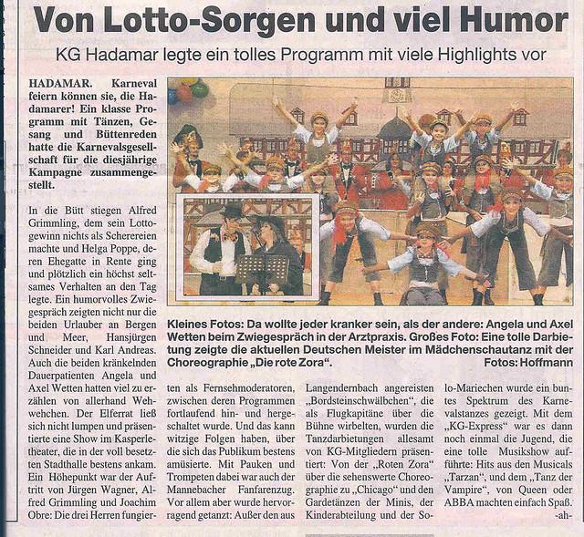 PresseKappen2009Lahnpost