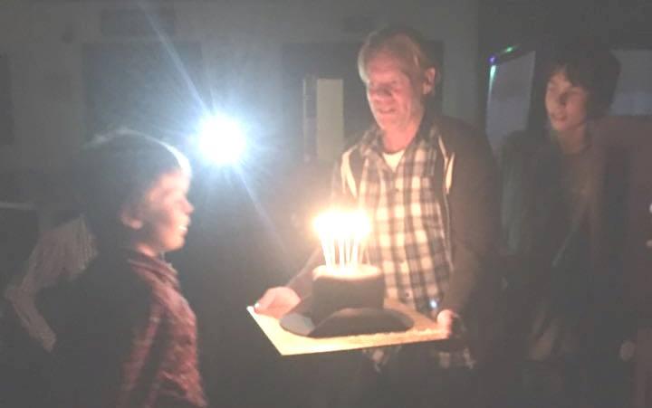 Austin Howards 10th Birthday Cake