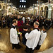 Celebration Passion of the Lord in Westminster Cathedral