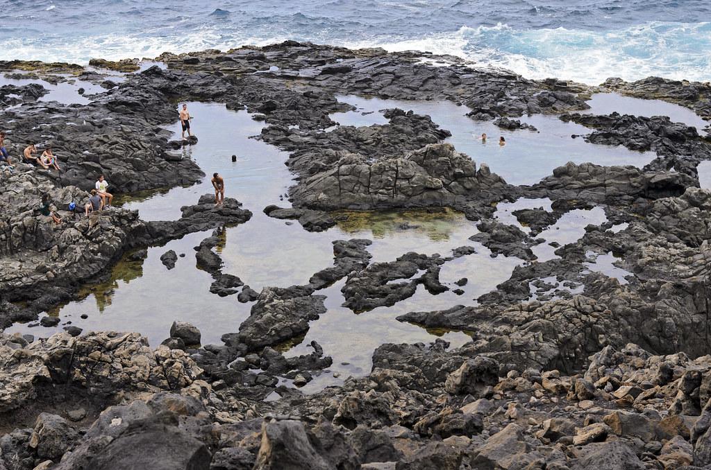 Pozze di marea Makapuu