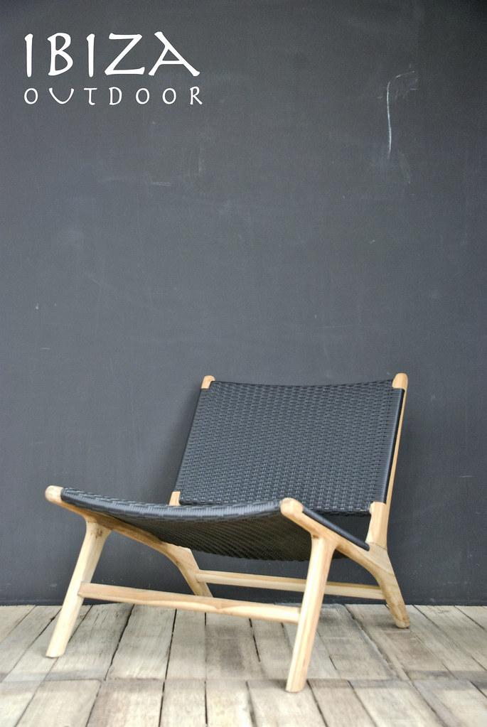 Houten Stoel Vintage.Lounge Stoel Vintage Design Deze Houten Lounge Stoel Heeft Flickr