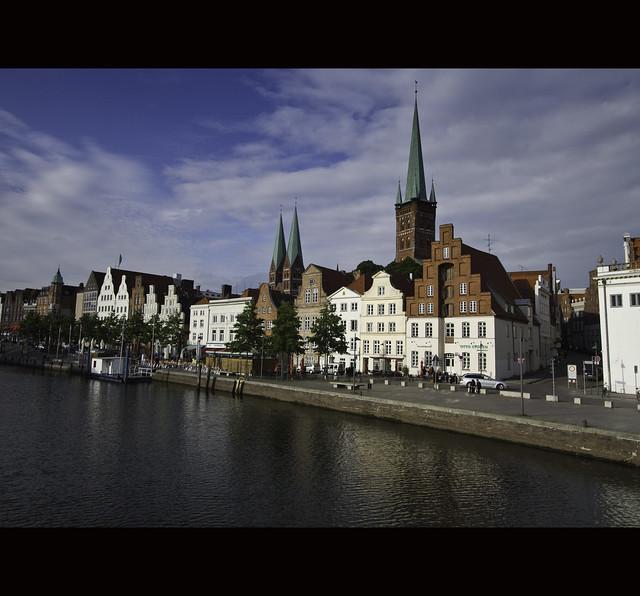 Lubeck / Germany / Schleswig-Holstein