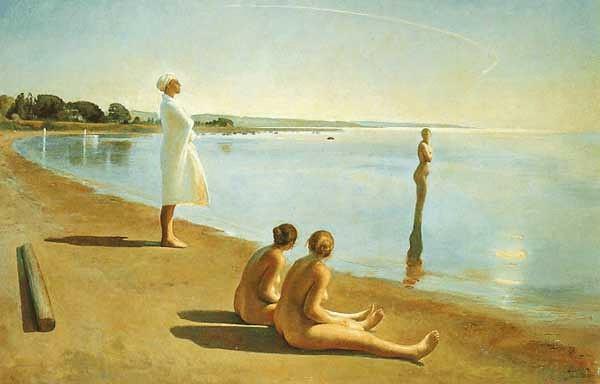 Nerdrum, Odd (1944- ) - 1984 Early Morning