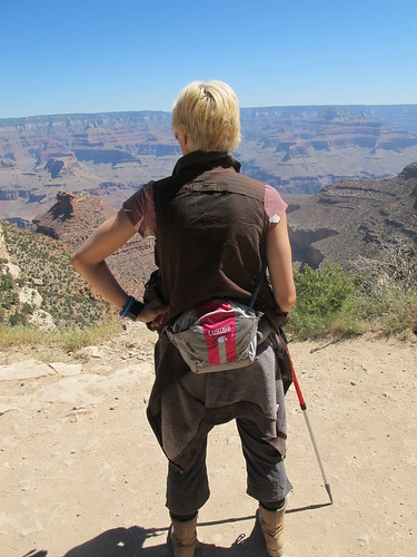 Grand Canyon - the oilcloth in my vest does its thing | by mormolyke