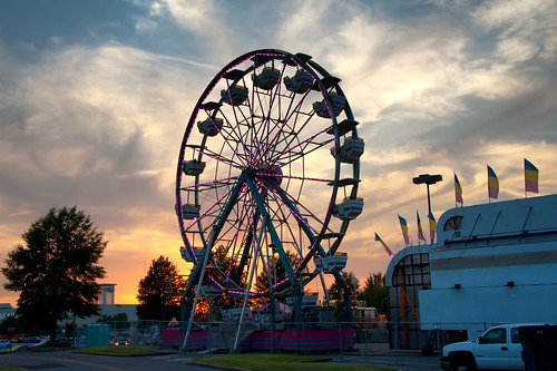 Wolfchase Mall Carnival