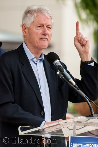 Bill Clinton | by Landre Photography
