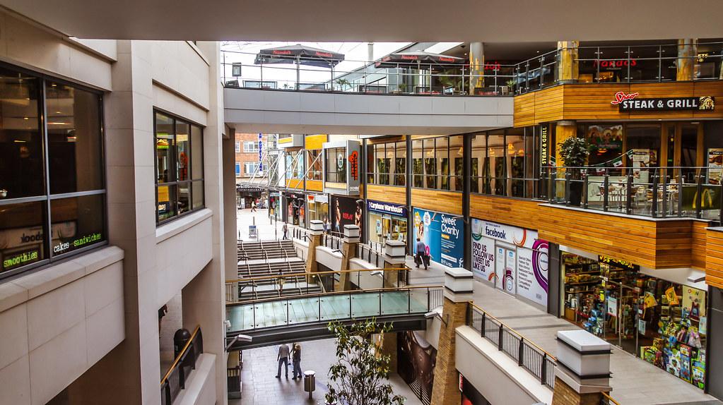 168b7bd5d9bee Victoria Square Shopping Centre - Belfast | Victoria Square … | Flickr