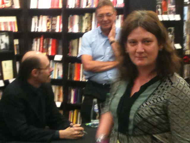 Jeffery Deaver at Waterstones