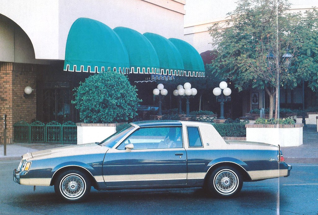 1982 Buick Regal >> 1982 Buick Regal Somerset Limited Edition From A Small Bro