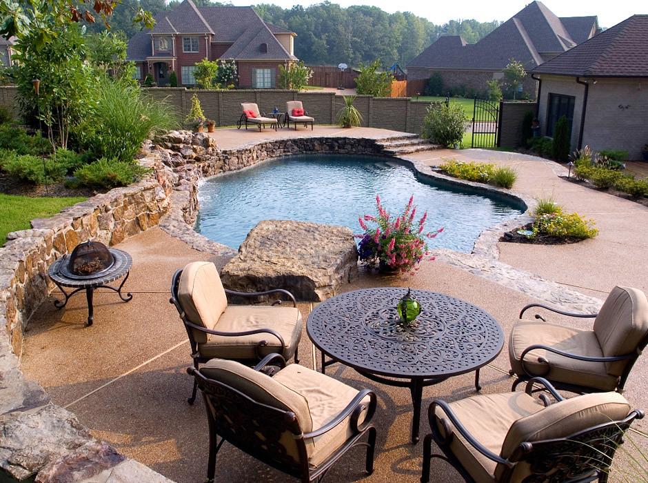 Memphis Pool   Natural Swimming Pool   Getwell, TN   Memph ...