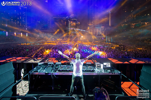 2013 Ultra Music Festival | by Rob215