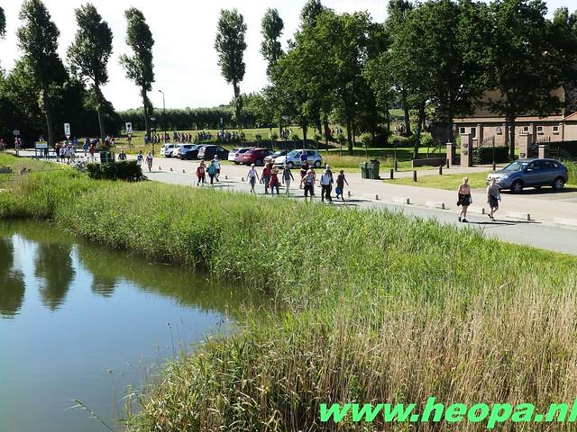 2016-06-16 2e dag Plus Wandel 4 Daagse Almaar 26 Km (63)