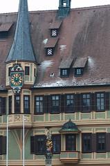 Bietigheim-Bissingen Germany 'town hall' 'Lens Nikon 105mm f/2.8G IF-ED AF-S VR Micro Nikkor'