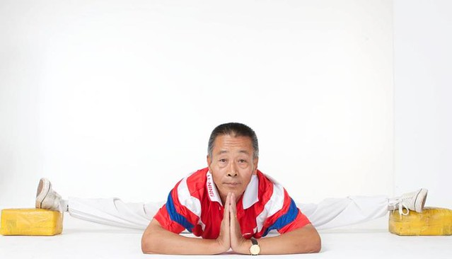 Gao Minyuan, 67 year old, China.