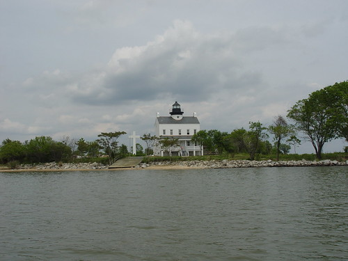 Blackistone Lighthouse, St. Clement's Island State Park, Colton's Point