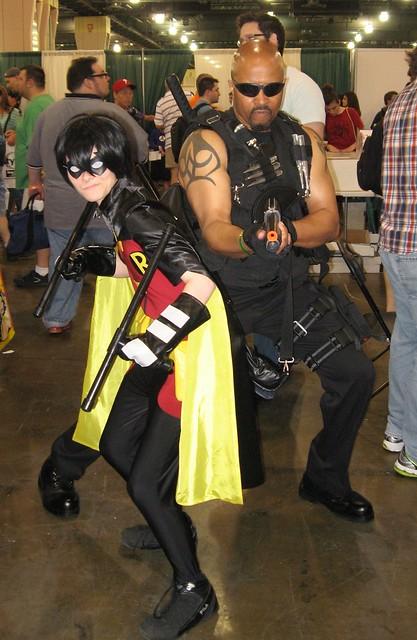 Robin/Blade: