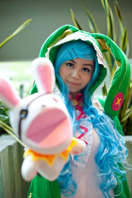 Sakura-con 2014 Private Photoshoot w/ Monica - Yoshino from Date A Live 4