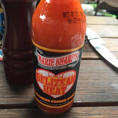What are the odds of finding this in Randwick!  #Belize #belizeitornot #hotsauce #randwick #sydney