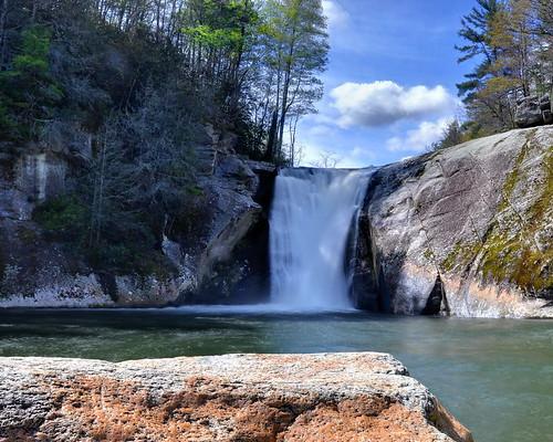 longexposure nature waterfall nikon northcarolina hdr circularpolarizer ndfilter elkpark elkriverfalls photomatix nikond90 exposurefusion