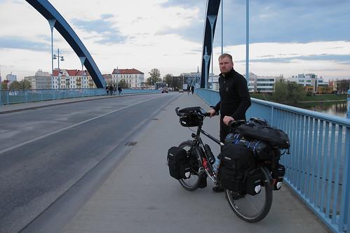 At the border to Germany -Poland | by Fjallakall