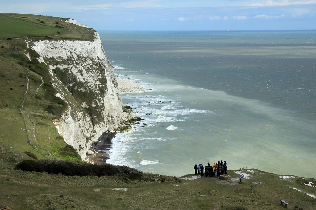 The White Cliffs of Dover (NT) 19-04-2012