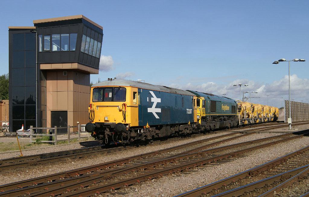 73207 March Yard by David smith