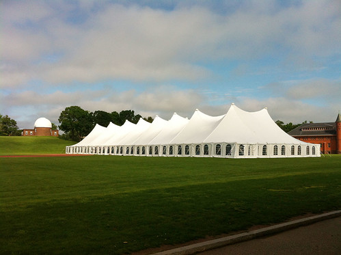 Reunion tent on Andrus 3