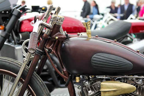 Beaulieu Custom Motorcycle Show 2012 | by UX Gun