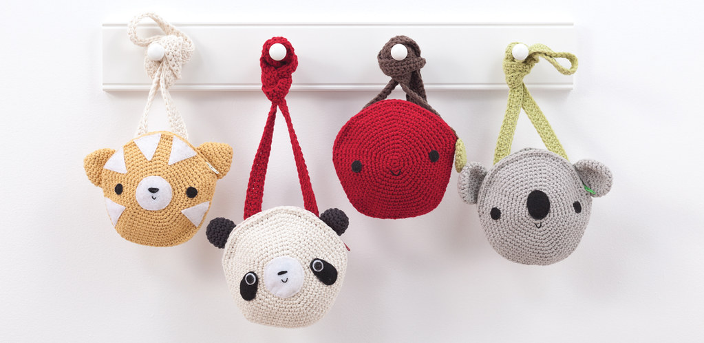 Amigurumi Fox and Crochet Bag/wallet, crochet shoes | 498x1023